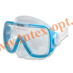 INTEX 55976 Маска для плавания Wave Rider Masks (от 8 лет)синяя