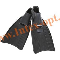 INTEX 55934 Ласты для плавания Medium Super Sport Fins (размер 38-40)черные