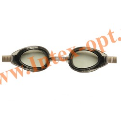 INTEX 55685 Очки для плавания Water Sport Goggles (от 14 лет)чёрные