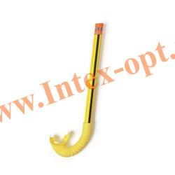 INTEX 55921 Трубка для плавания Hi-Flow Snorkels (от 3 до 10 лет)