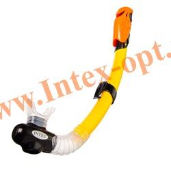 INTEX 55923 Трубка для плавания Hyper-Flo Jr .Snorkels (от 3 до 10 лет)