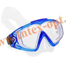 INTEX 55981 Маска для плавания Silicone Aqua Pro Masks (от 14 лет)