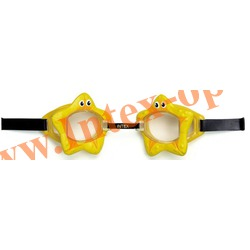 INTEX 55603 Очки для плавания Fun Goggles (от 3 до 8 лет)