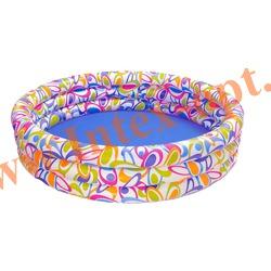 INTEX 56440 Детский надувной бассейн Цветные брызги 168х41см(от 3 лет)
