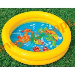 INTEX 59409 Надувной детский бассейн My First Pool 61х15 см(от 1 до 3 лет)
