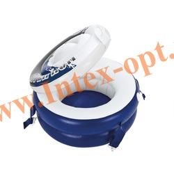 INTEX 56823 Надувной бар для бассейна River Run Connect Cooler (Ø 57 см) без насоса