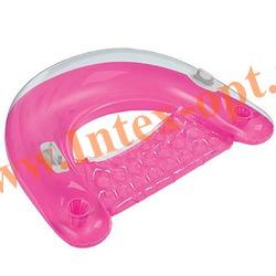 INTEX 58859 Надувное кресло для плавания Sit n Float (152 х 99 см)без насоса