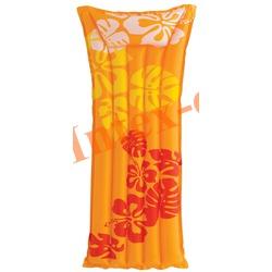 INTEX 59720 Матрас надувной для плавания Fashion Mats (183 х 69 см)без насоса
