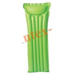 INTEX 59703 Надувной матрас для плавания Economats (183 х 69 см)без насоса