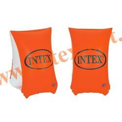 INTEX 58641 Нарукавники надувные для плавания Large Deluxe Arm Bands 30х15 см(от 6 до 12 лет)