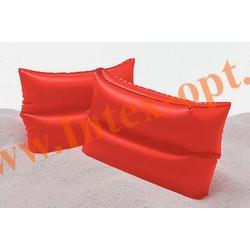 INTEX 59642 Нарукавники надувные для плавания Large Arm Bands 25х17 см(от 6 до 12 лет)