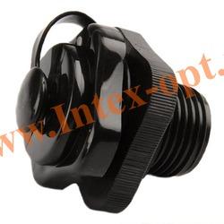 INTEX 10033 Клапан Boston(бостон) с резьбой для надувных лодок, кроватей, матрасов