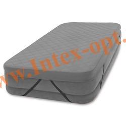 INTEX 69641 Наматрасник AIRBED COVER для надувных кроватей 99x191х10см