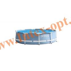 INTEX 28700 Бассейн каркасный круглый 305х76 см