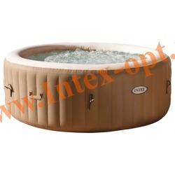 "INTEX 28408 Надувной бассейн джакузи ""Bubble Massage"" 216х71 см"
