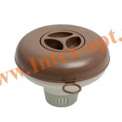 INTEX 29042 Дозатор-поплавок для бассейна 12,7см