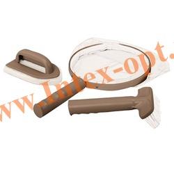 INTEX 28004 Набор для чистки СПА-бассейнов (сачок,щетка,скребок)