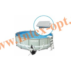 INTEX Чаша для каркасных бассейнов ULTRA FRAME 549х132 см