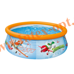 INTEX Бассейн надувной Easy Set pool 183х51 см